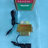 Trafo step up and down daichi 100 w