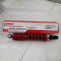 ShockBreaker Shock Breaker Belakang X ride XRide Merah Original YAMAHA