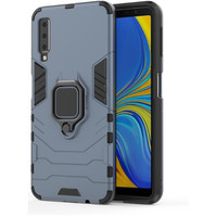 Samsung A7 2018 - Luxury Hard case Armor KickStand with i-ring