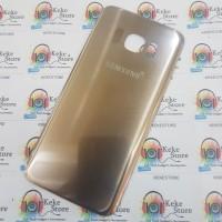 Backcover Tutup Baterai Samsung S7 Edge Back Case Original Back Door