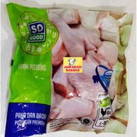 SO GOOD - Paha dan dada ayam potongan premium 450 gram