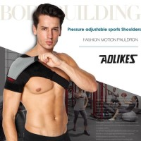 Belt Bandage Protector Brace Shoulder Support Aolikes 1 Pcs