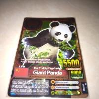 Animal Kaiser - Bronze Rare - Giant Panda Ver.4