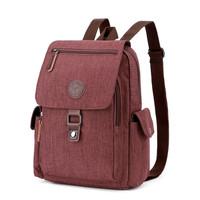 Tas Ransel Wanita backpack tas Wanita Tas ipad tas kanvas Trz06 tas