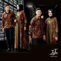 Baju Couple Batik Fashion Muslim Baju Pasangan Keluarga Setelan Atasan