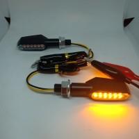 lampu sen moge mini XD-01 - Kuning