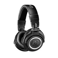 AUDIO TECHNICA ATH-M50XBT Wireless Over-Ear Headphones - GARANSI RESMI