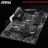 New Msi B360 Gaming Pro Carbon Lga1151 B360 Ddr4 Coffeelake Ysi