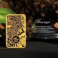 Terpopuler Lm Antam Seri Batik 10 Gram, Logam Mulia Batik, Emas