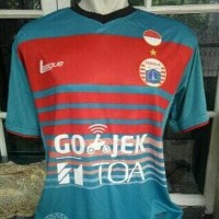 Jersey Baju Bola League Persija Kiper 17/18 Grade Ori Liga 1 Gojek