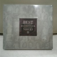 CD - Best Audiophile Voices III