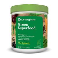 Amazing Grass Green Superfood Original 240gr Suplemen Sayur Buah Bubuk