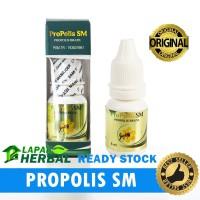 Propolis SM, Herbal Propolis Brazil Asli