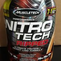 Nitrotech Ripped 2 Lbs Muscletech BPOM