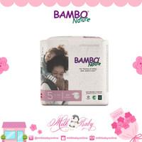 Bambo Nature Dream Junior 5 XL (Popok Perekat 27 Pcs)