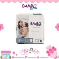 Bambo Nature Dream Pants 6 XXXL (Popok Celana 18 Pcs)