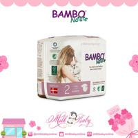 Bambo Nature Dream Mini 2 S (Popok Perekat 30 Pcs)