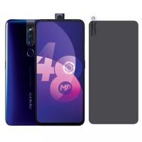 Tempered Anti Spy Oppo F11 Pro Anti Gores Privacy Oppo F 11 Pro 2019