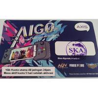 Voucher Axis Aigo 1 GB Mingguan