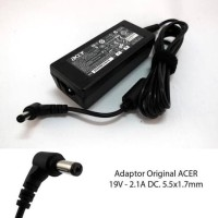 Adaptor charger Carger Laptop Acer Aspire One AO 722 721 756 752 531