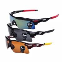 kacamata Hitam Sepeda Mengemudi Outdoor
