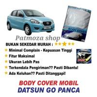 Body cover (Sarung Penutup) Datsun GO PANCA untuk Mobil Kesayangan