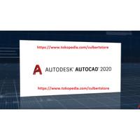 Autodesk AutoCAD 2020 include Flashdisk 16GB