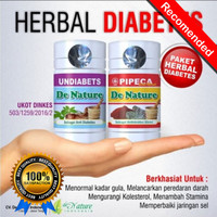 Obat Herbal Diabetes/Gula Darah/Basah/kering/Kencing Manis/MenaunLaten