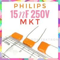 PHILIPS 15nF 250V MKT 0.015 153 Capacitor Kapasitor audiophile