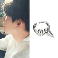 AB-04 BTS suga yoongi anting earring earrings bangtan rantai rumbai