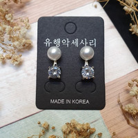 ANTING TUSUK KOREA MODEL LUCU UNIK BLINK SIMPLE A9401
