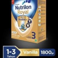 Nutrilon Royal Pronutra 3 Vanilla Susu Formula [1800 g]