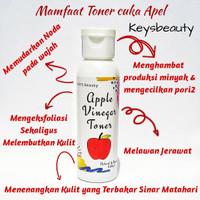 Toner Cuka Apel Bragg Obat Jerawat 100 ml 1:2 - Apple Cider Vinegar