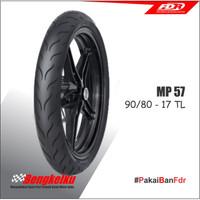 FDR 90/80-17 Sport MP57 Tubless Ban Depan Motor Sport Honda Yamaha