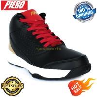 - Basket Black P60146 Piero Sepatu Gold Pria Zagato