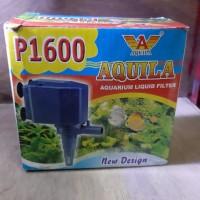 Aquila P 1600 Aquarium Liquid Filter - Pompa Aquarium - Pompa Kolam