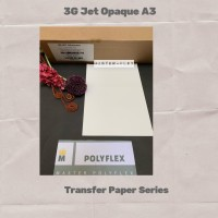 Transfer Paper 3G Jet Opaque A3 Made in USA untuk kaos gelap Termurah