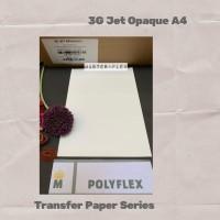 Transfer Paper 3G Jet Opaque A4 Made in USA untuk kaos gelap Termurah