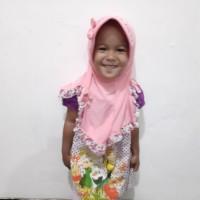 jilbab anak