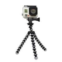 Termurah DIY Mini Tripod Berdiri Mount Selfie Stick Monopod untuk