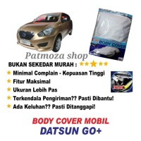 Body cover (Sarung Penutup) DATSUN GO+ untuk Mobil Kesayangan