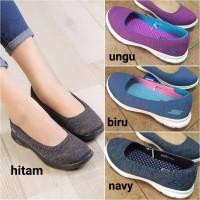 Sepatu Wanita / Cewek Skechers GoWalk Ballerina