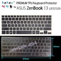 Keyboard Protector ASUS ZenBook 13 UX331 - KAKAY Premium TPU Clear