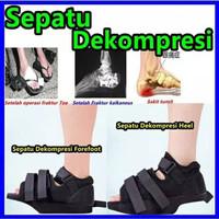 Decompression Shoes / Sepatu Orthopedi / Sepatu Diabetes / Kesehatan - M Tipe 1