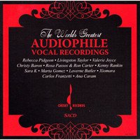 audiophlle dsd flac music - the world greatest audiophile vocal
