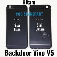 Original Backdoor Vivo V5 - Penutup Tutup Baterai Casing Belakang