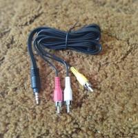 Kabel AV RCA AUX 3 in 1 Audio Video STB Smart TV Box