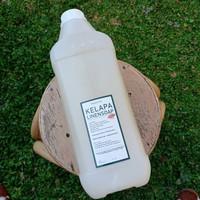 Akuna KELAPA Linen Soap Sabun Cuci Baju Non Detergent 5000 ml