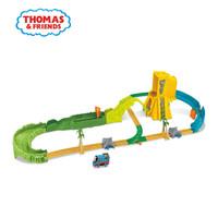 Thomas and Friends TrackMaster Turbo Jungle Set - Mainan Kereta Anak