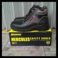Sepatu Krisbow Safety Shoes Hercules 6 Promo